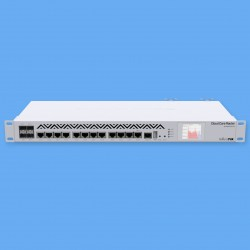 CCR1036-12G-4S (Single PSU)