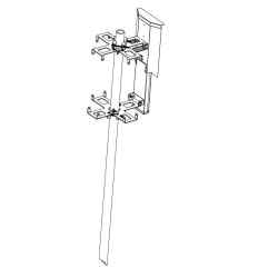 Cluster Mount UCM4T for...